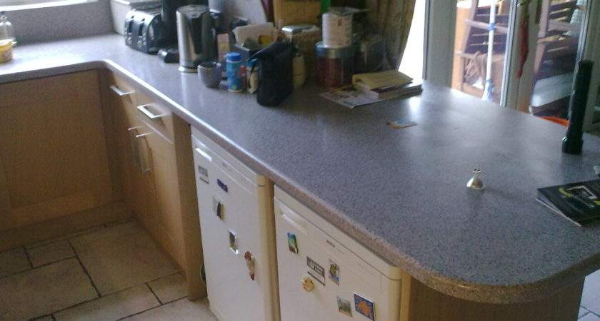 Earthstone Kitchen Worktops Anyone General Chat