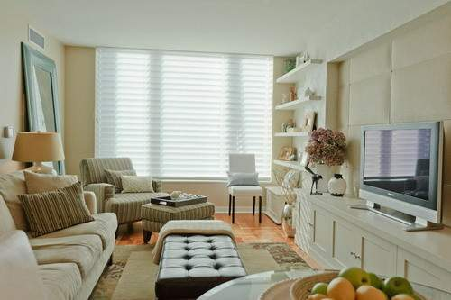 Easiest Ways Design Small Living Space Large