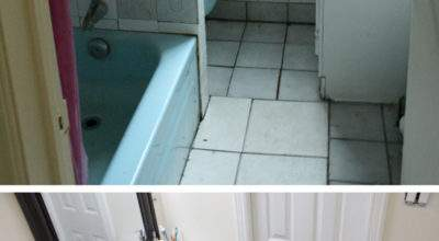 Easy Bathroom Makeover Home Interior Designs