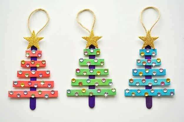Easy Diy Christmas Ornaments Personalized Tree Decor