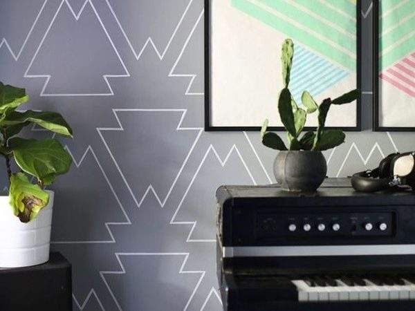 Easy Wall Painting Designs