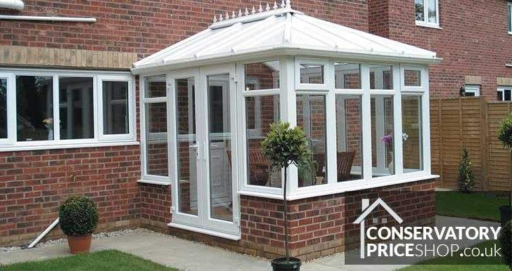 Edwardian Conservatory Prices Cheapest Conservatories