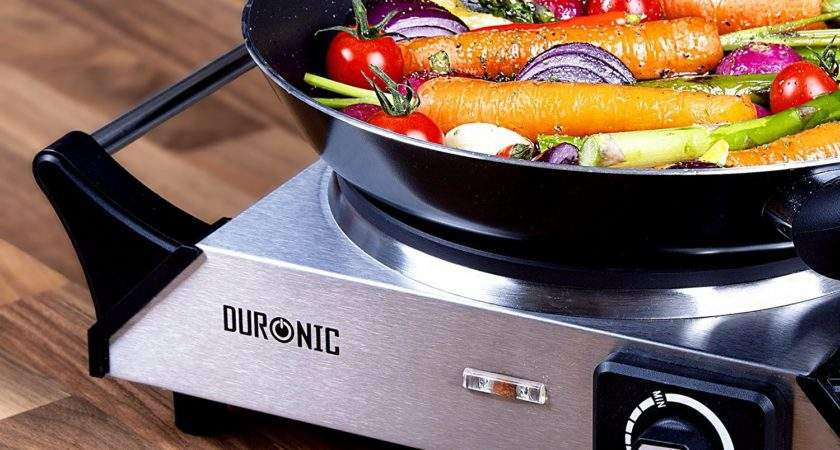 Electric Camping Stoves Hobs Microwaves More