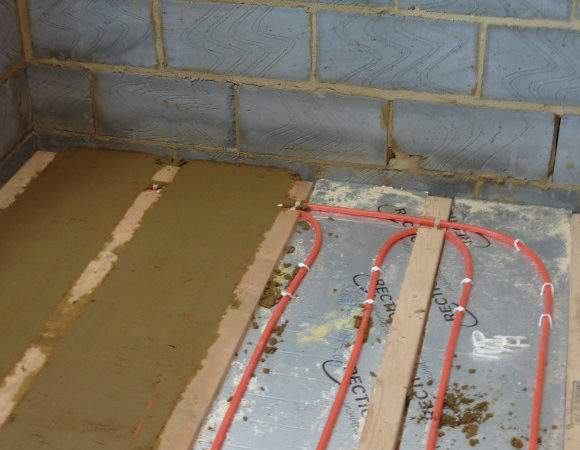 Electric Wet Underfloor Heating Running Costs Carpet