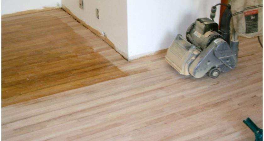 Elegant Stripping Wood Floors
