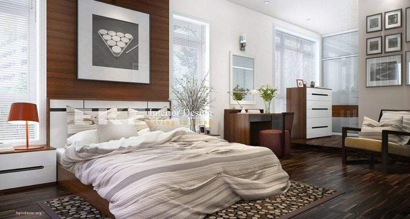 Elegant Taupe Bedroom Hgtv Decor