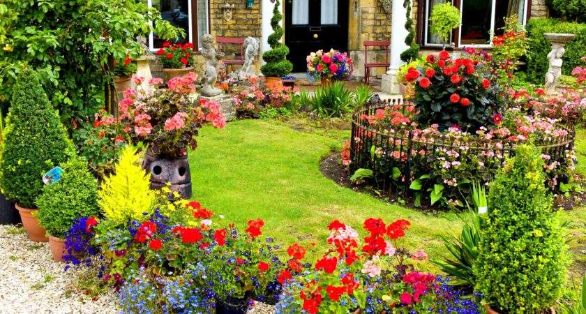 English Country Garden Around World