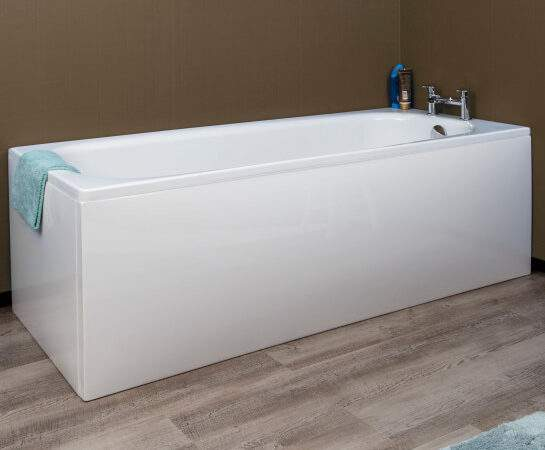 Essentials Acrylic Bath Panels Side Panel
