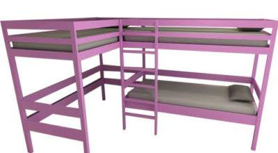 Essentials Triple Bunk Beds Quality