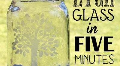 Etch Glass Minutes