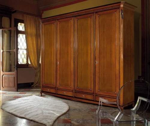 Exotic Hand Crafted Wooden Wardrobes Bedroom