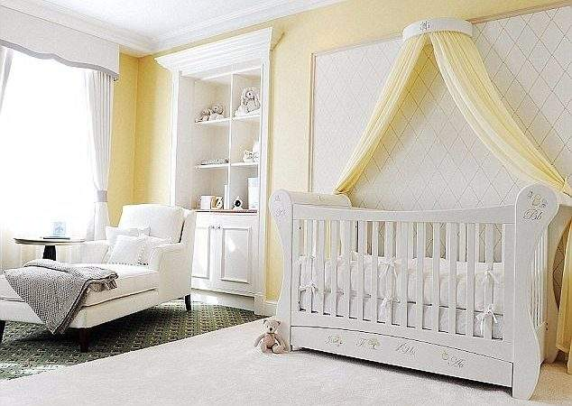 Experts Reveal Why Your Baby Nursery Should Painted