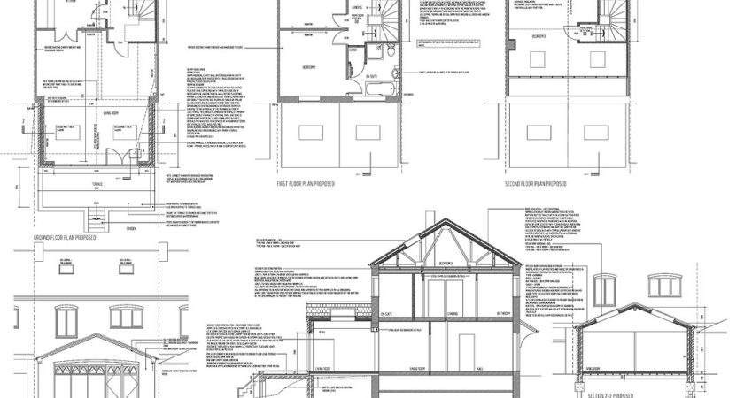 Extension Plans Modern House