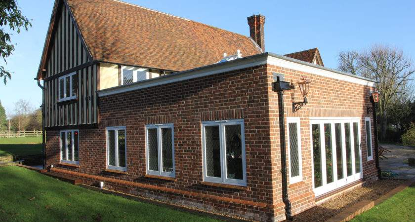 Extensions Project Heritage Orangeries