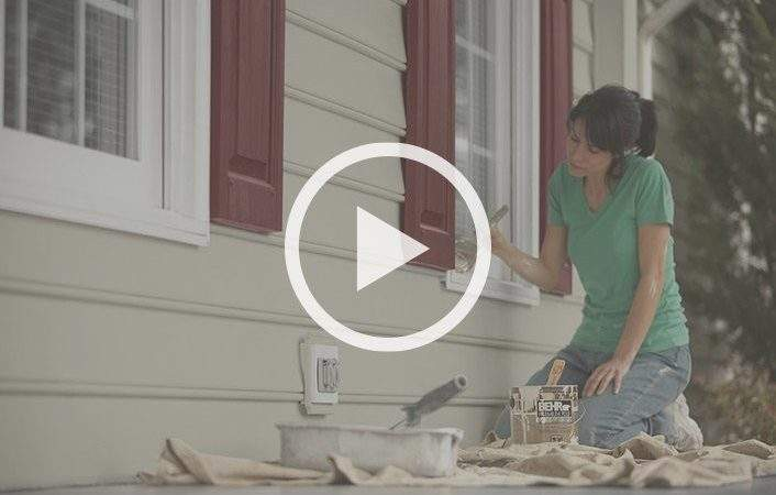 Exterior Paints Buying Guide Home Depot