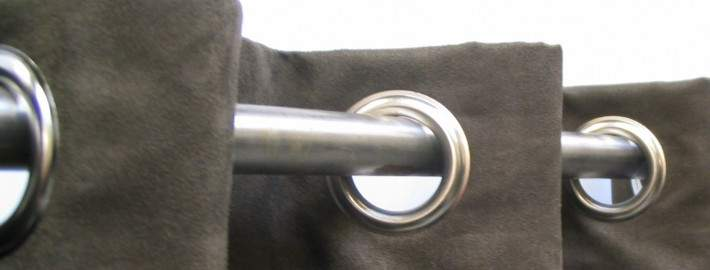 Eyelets Curtains Available Now Hanolex