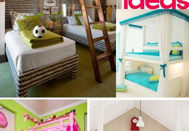 Fabulous Bunk Bed Ideas Design Dazzle
