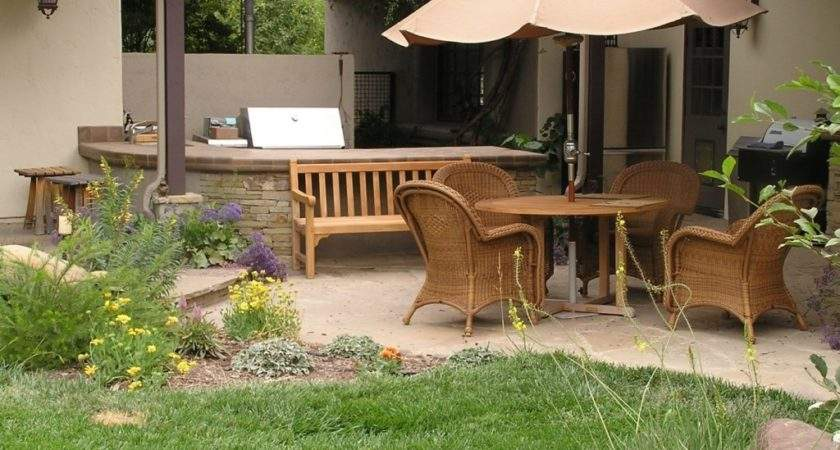 Fabulous Small Patio Ideas Make Most Space