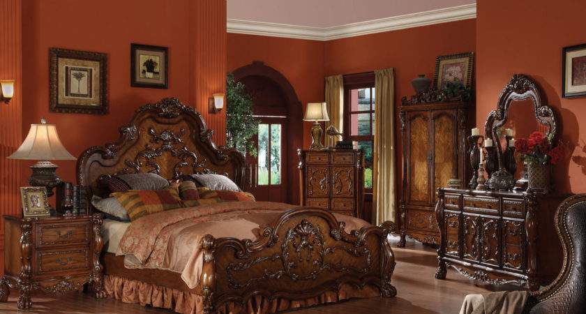 Fabulous Traditional Bedrooms Decoration Ideas Wooden