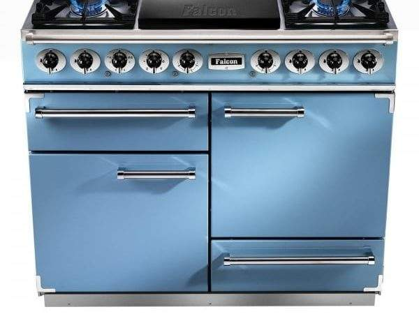 Falcon Range Cookers Deluxe Dual Fuel Cooker