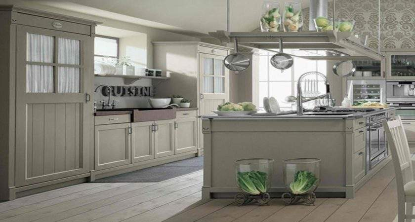 Farmhouse Style Kitchen Table Modern French Country