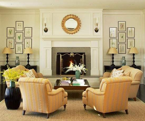 Fast Easy Living Room Furniture Arrangement Ideas