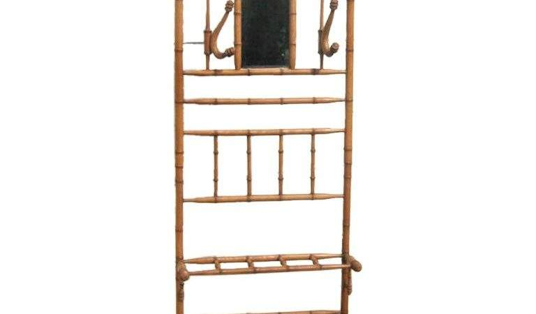 Faux Bamboo Coat Rack Hall Stand Stdibs