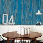 Feature Wall Friday Stained Pine Plywood