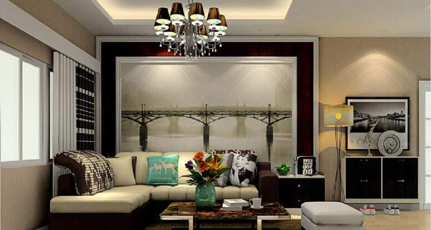 Feature Wall Ideas Living Room Pin