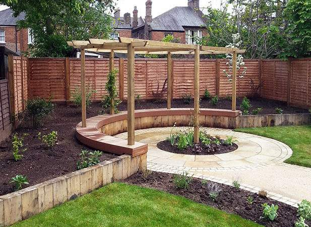 Featured Garden Landscaping North London
