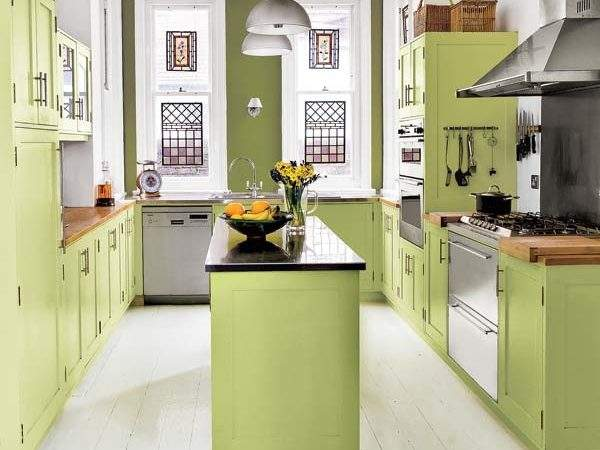 Feel Brand New Kitchen These Popular Paint Colors