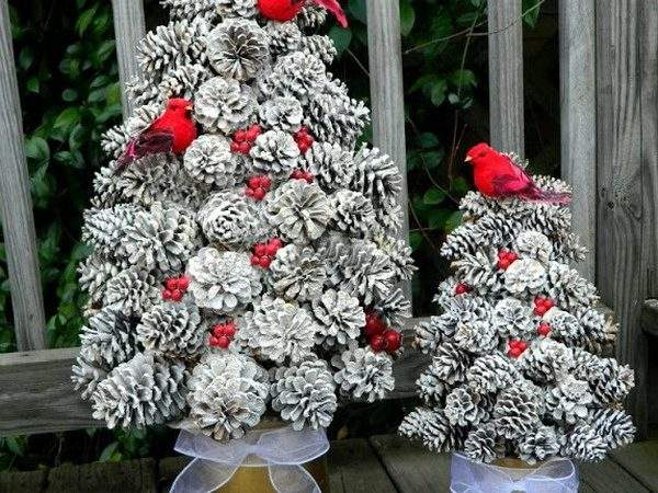 Festive Diy Pine Cone Crafts Your Holiday Decoration