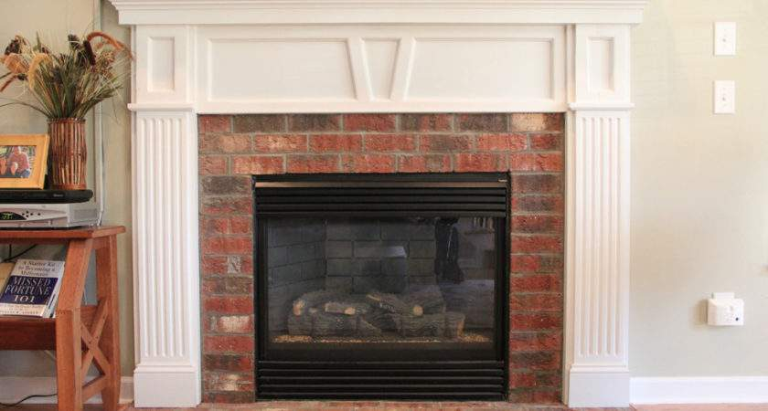 Fireplace Makeover Soulful House