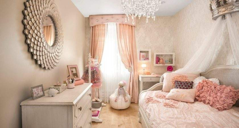 Fit Princess Decorating Girly Bedroom