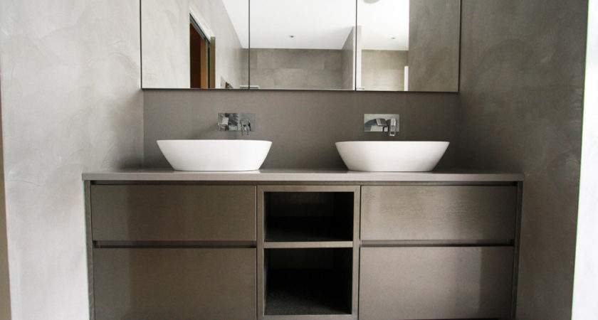 Fitted Bathroom Furniture London Bespoke