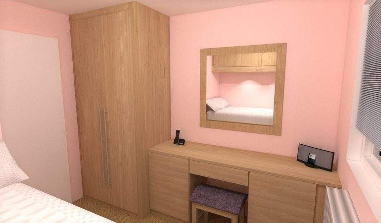 Fitted Bedroom Furniture Box Small Rooms
