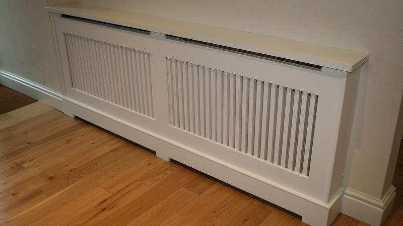 Fitted Radiator Covers Walton Weybridge Claygate