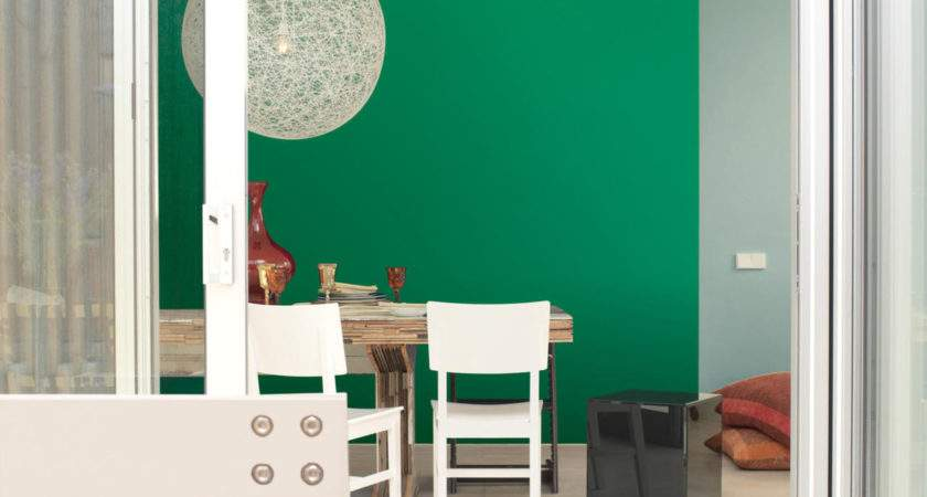 Five Ways Create Dulux Feature Wall