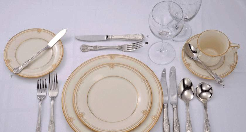 Flatware Buying Guide Table Setting Liberty Tabletop