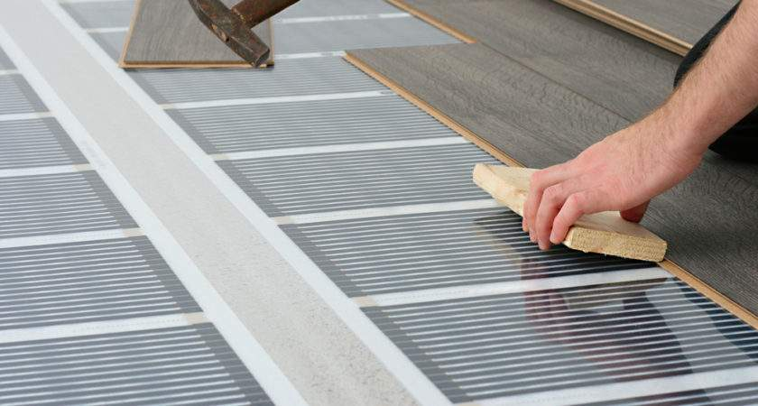 Floor Heating Underfloor Systems