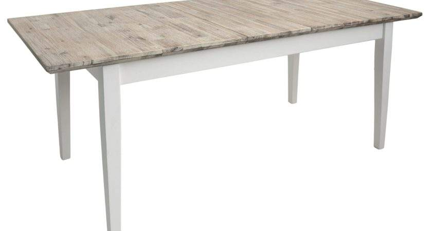 Florence Rectangular Extending Table Large Kitchen Dining