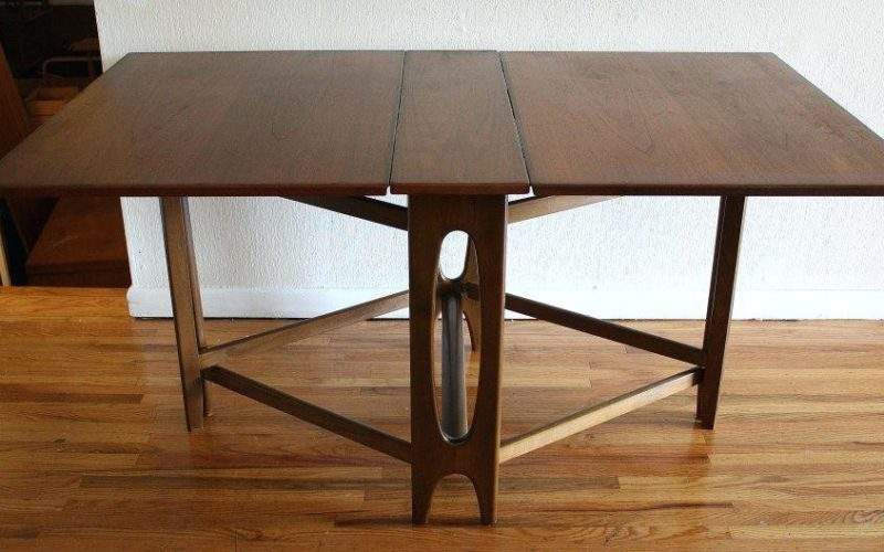 Folding Dining Table Chairs Small Space Furniture