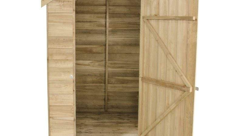 Forest Natural Timber Overlap Apex Pressure Treated Wooden