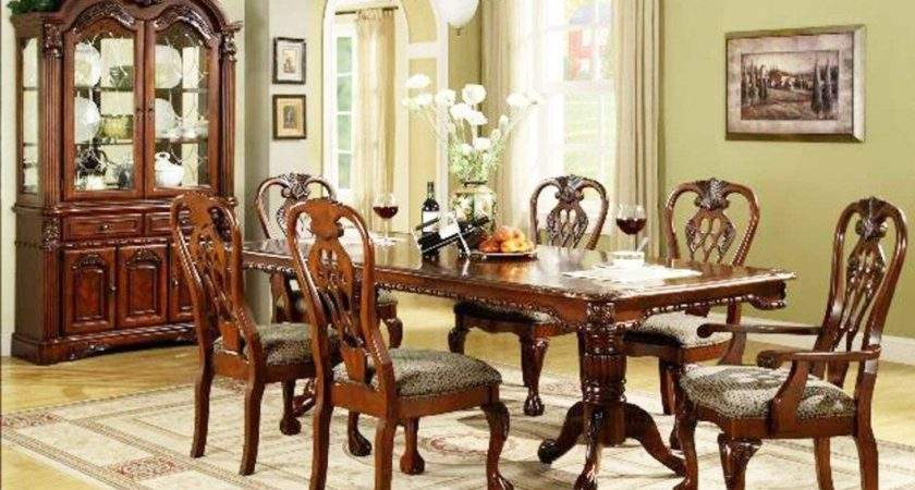 Formal Dining Tables Chairs High Quality Interior