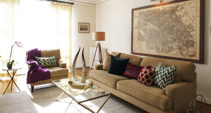 Four Easy Ways Your Living Room Huffpost