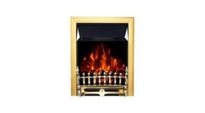 Fpfcpc Focal Point Led Electric Fire Blenheim Ebay
