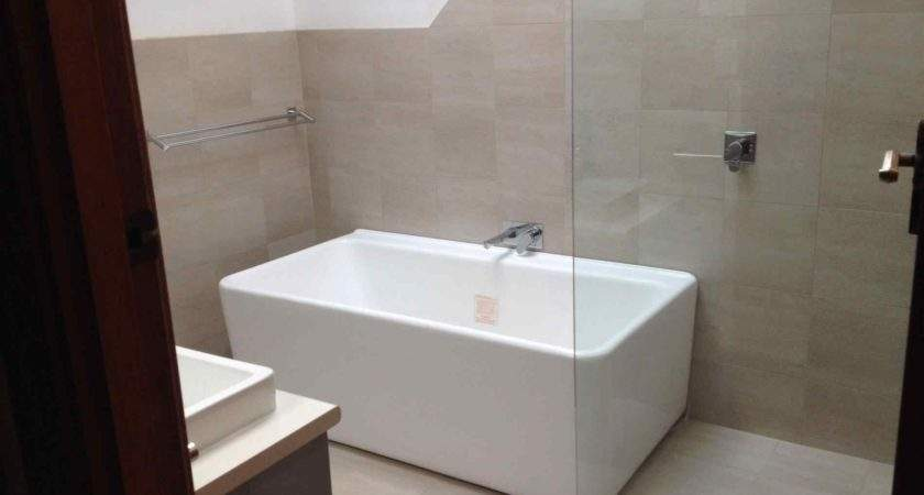 Freestanding Bath Shower Screen Shaped Sealcurved Rubber