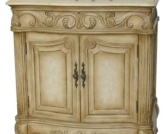 French Style Bathroom Cabinets