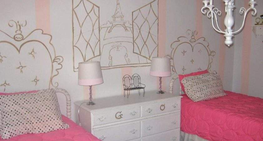 French Themed Girls Bedrooms Hgtv