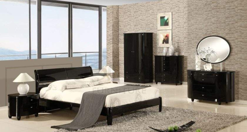 Funky High Gloss Bedroom Furniture Design Hgnv